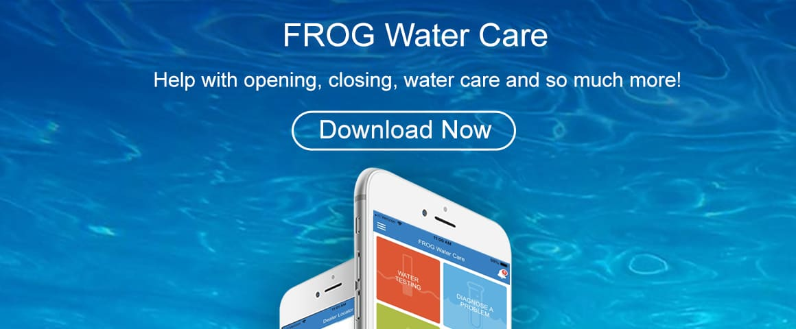 Frog Water Care App