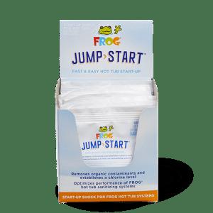 Frog Jump Start