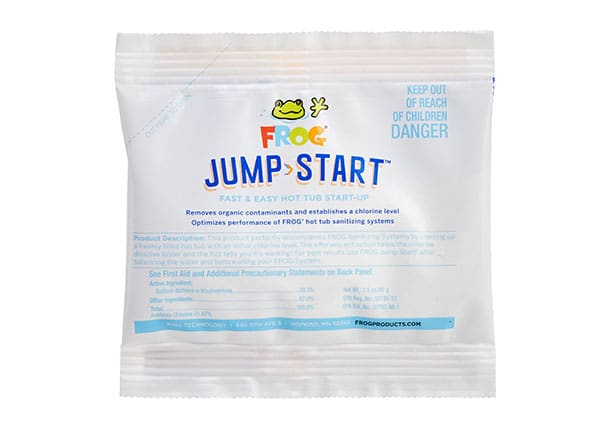 FROG Jump Start®      DISCONTINUED  -    **USE 01-14-6132** - Frog Systems
