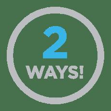 Icon 2 Ways