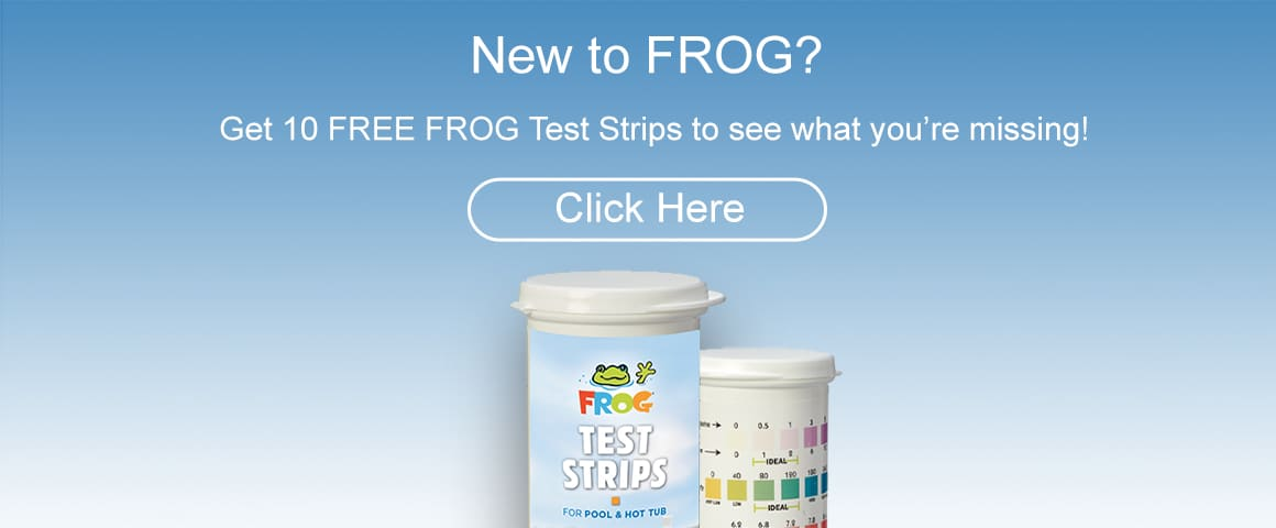 Click here for free FROG test strips